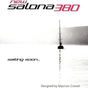 Nye Salona 380. Bilder og info er tilgjengelig under Båter i sjøen på Aker Brygge.  #newboat #salonayachts #salonanordic #seileren #cruiseracer #regatta #seiling #